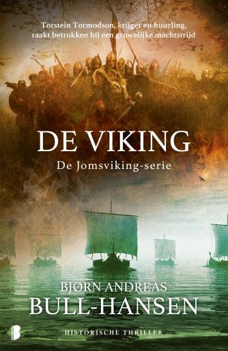Voorplat_Bull Hansen_De Viking